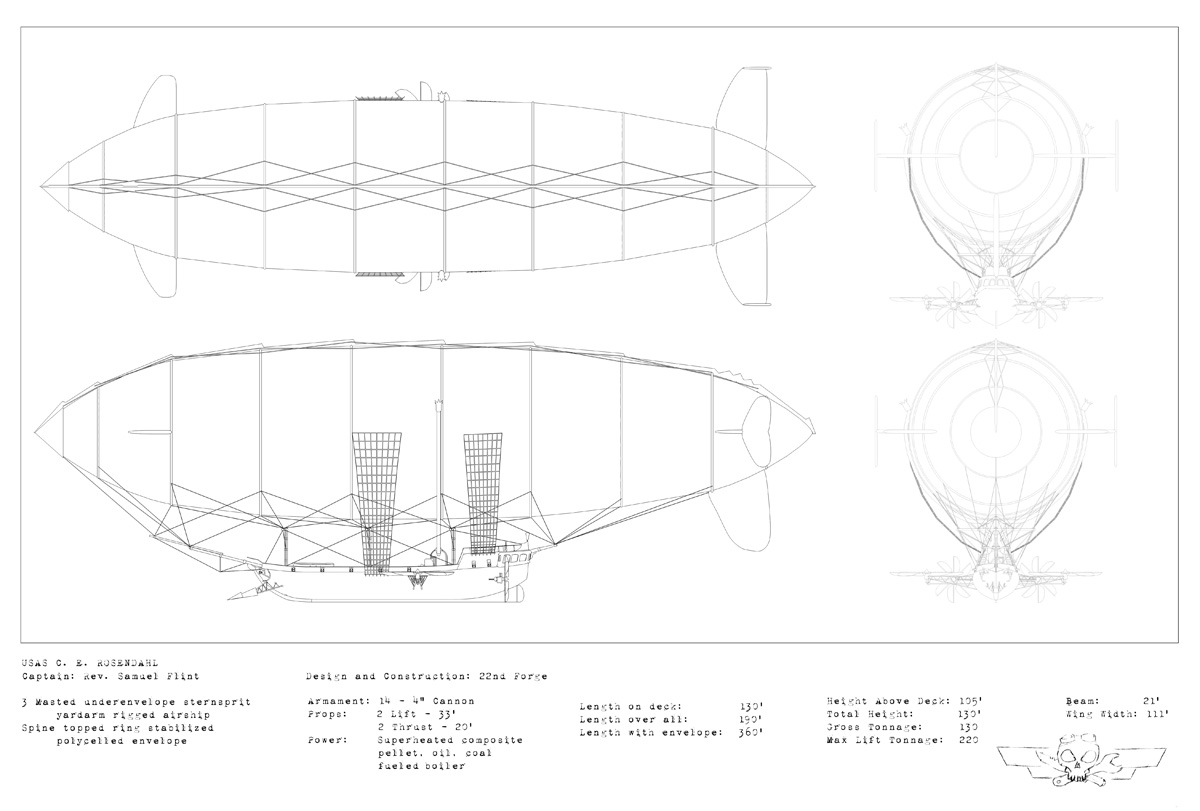 Steampunk Minecraft Airship Blueprint Images amp Pictures Becuo
