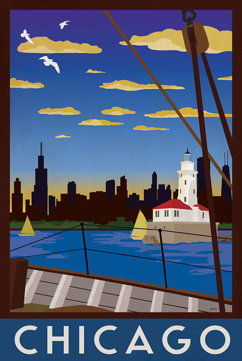 how to travel in chicago