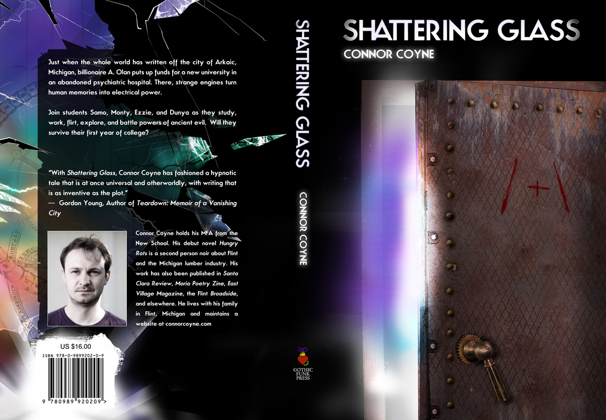 shattering glass book report (transformers animated shattered glass) the beginning isn't always big for a important thing most beginnings are small this story takes place in the opposite world where decepticons are good and autobots are evil.