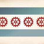 steampunk chicago flag 01